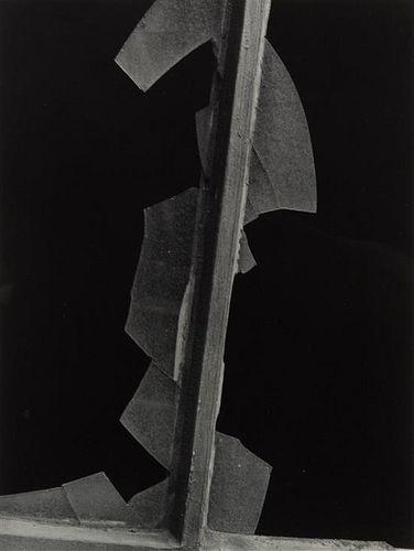 Aaron Siskind, (American, 1903-1991), New York #4, 1947