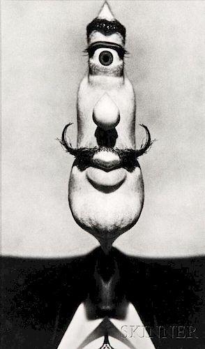 Philippe Halsman (American, 1906-1979)      Halsman/Dali  /A Portfolio of Ten Photographs