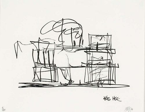 Gehry, Frank, Canadian-American b. 1929