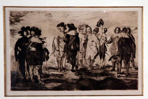 Manet, Edouard, French 1832-1883
