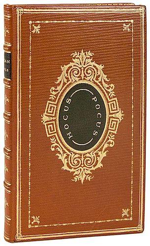 Hocus Pocus; or, The Whole Art of Legerdemain.