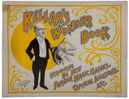 Kellar's Wonder Book.