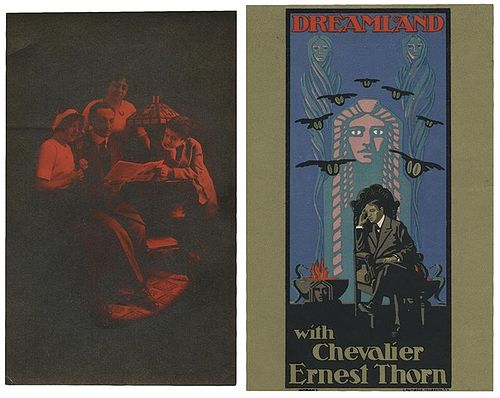 Outstanding Collection of Over 180 Conjuring Postcards, Some Signed.