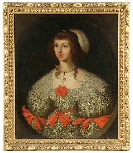 ATTRIBUTED TO CORNELIUS JOHNSON (UK/NETHERLANDS, 1593-1661)