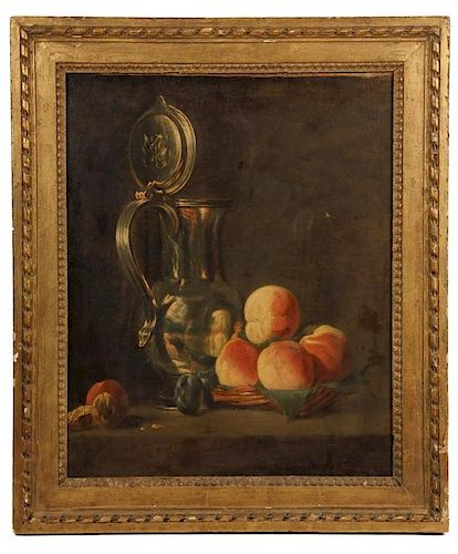 SCHOOL OF JEAN BAPTISTE-SIMEON CHARDIN (FRANCE, 1699-1779)