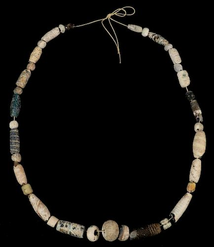 EARLY MIDDLE-EASTERN BEADS