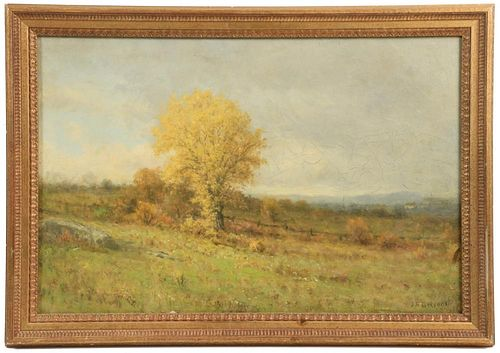 JAMES RENWICK BREVOORT (NY, 1832-1918)