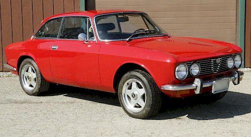 1974 ALFA ROMEO GTV (GRAN TURISMO VELOCE) 2000