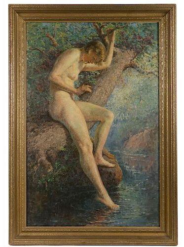 JAMES TAYLOR (J.T.) HARWOOD (UT/CA, 1860-1940)
