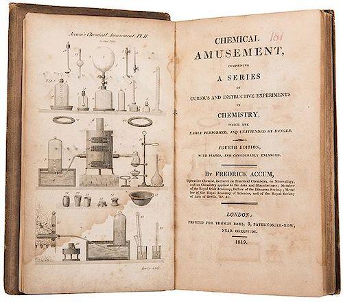[Chemistry] Accum, Frederick. Chemical Amusement