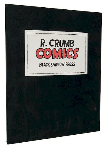 Crumb, Robert. R. Crumb Comics: The Story o' My Life People