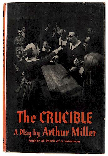 Miller, Arthur. The Crucible.