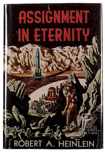 Heinlein, Robert A. Assignment In Eternity