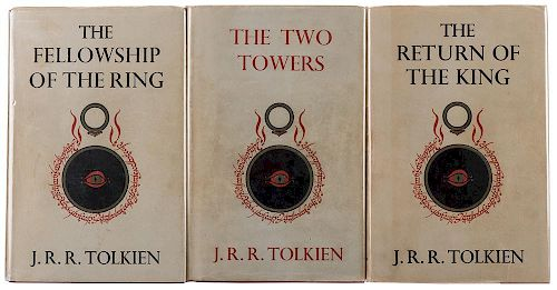 Tolkien, J.R.R. The Lord of the Rings Trilogy