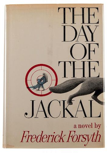 Forsyth, Frederick. The Day of the Jackal.