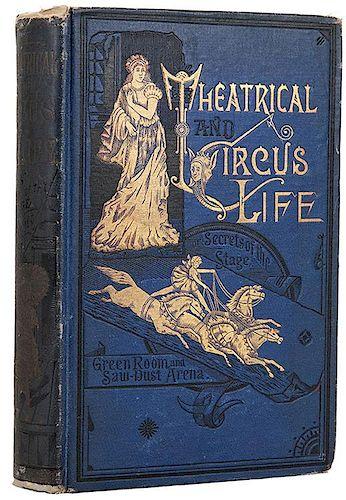 Jennings, John. Theatrical and Circus Life
