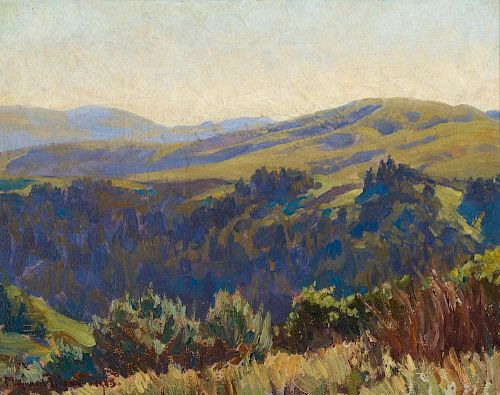MAYNARD DIXON (1875-1946), November Morning (1913)