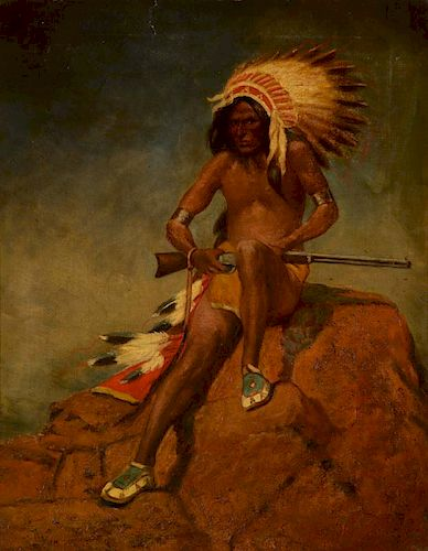 UNKNOWN, Kicking Bear (1890)