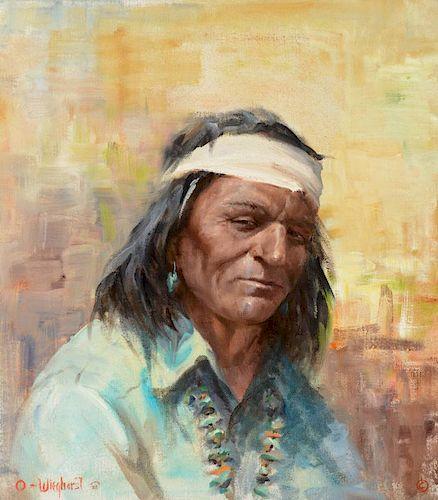 OLAF WIEGHORST (1899-1988), Zuni