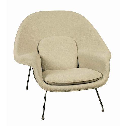 Eero Saarinen (1910-1961) Womb Chair
