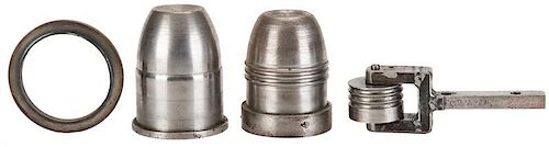 Paul Fox Chick Cup Steel Tooling.