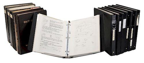 Csuri, Frank. The Csuri Notes [Original Typescripts].