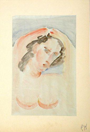 Krasnow, Peter, American 1887-1979,