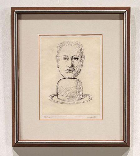 Magritte, Renee, Belgian, 1898-1967,