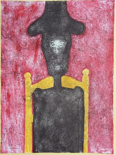 Tamayo, Rufino, Mexican 1899-1991,