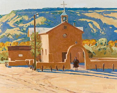 Hollis Randall Williford | Taos Church