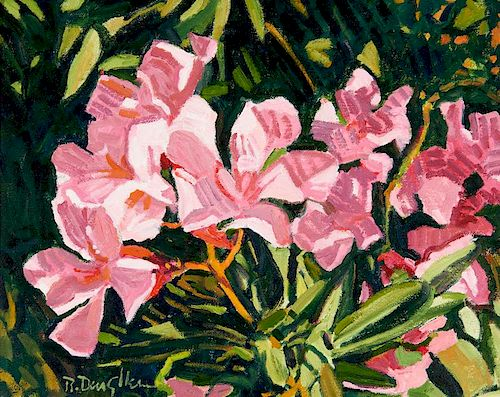 Robert Daughters | Oleander Color