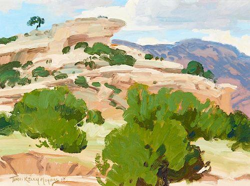 Terri Kelly Moyers   Cuba, New Mexico
