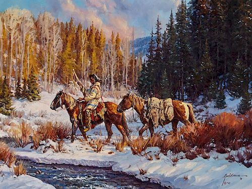 Martin Grelle | Through the Valley