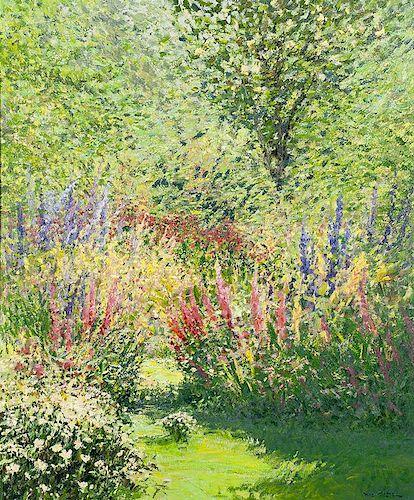 Rod Goebel   Sarah's Garden
