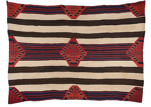 Unknown | Navajo Third Phase Chief's Blanket