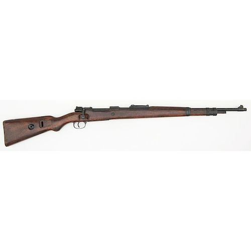 **German K98 Bolt-Action Rifle