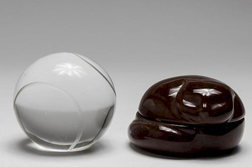 Tiffany & Co. Glass & Porcelain Items, 2