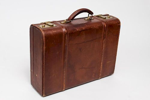 Vintage Men's Briefcase by Crouch & Fitzgerald
