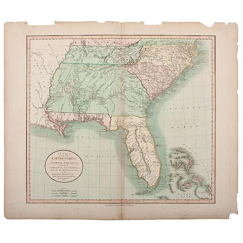 Map Of South Georgia And North Florida.Cary Map Of Florida Georgia North Carolina South Carolina And