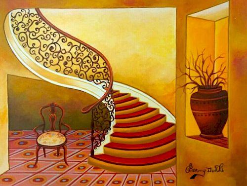 Bermy Dorvil, Stairways One