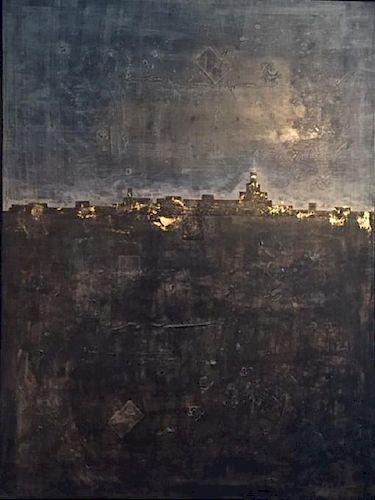 Lena Luckey, City in the Night