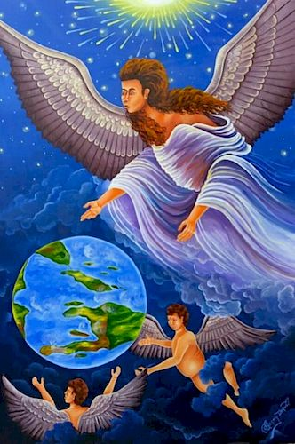 Bermy Dorvil, Three Angels