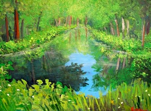Paul Crimi, The North River