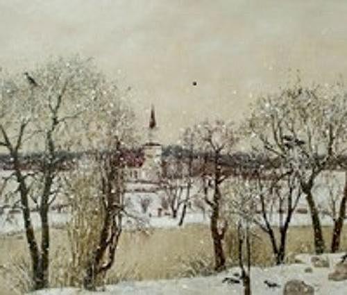 Tatyana Palchuk, Snowfall (Sniegs)