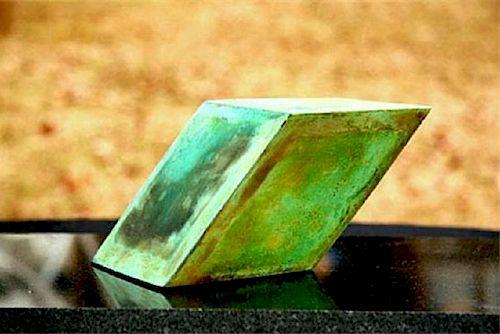 Edward Walsh, Honey Bees' Rhombic Cube
