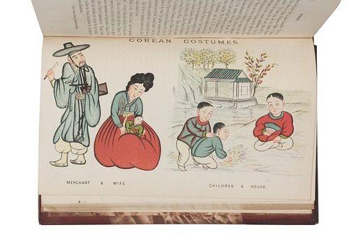 ROSS, John (1842-1915) History of Corea: Ancient and Modern... Paisley, [ca 1880]