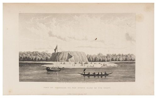 LAIRD, MacGregor (1808-1861) and R.A.K. OLDFIELD. Narrative of an Expedition into the Interior of Africa, by the River Niger.