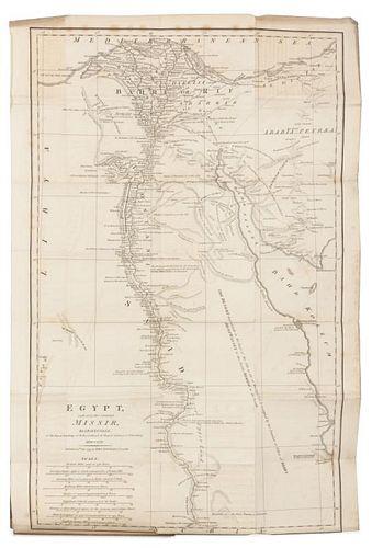 SONNINI, C[harles]-[Nicolas]-S[igisbert] (1751-1812) Travels in Upper and Lower Egypt... London, 1807.