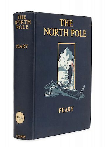 PEARY, Robert E[dwin] (1856-1920) The North Pole. Its Discovery in 1909 under the Auspices of the Peary Arctic Club. New York
