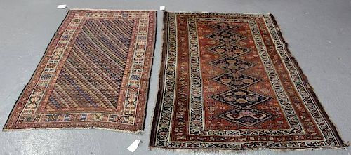 Antique Scatter Carpets Lot.